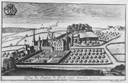 Vues et agrandissements du château de Presle et des bâtiments de la « Grande Cense du Château »