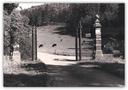 Entrée principale du parc de Presles