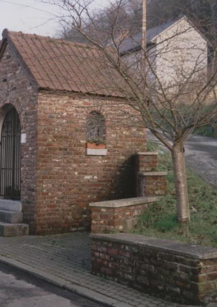 Chapelle privée dans la rue de la Rochelle